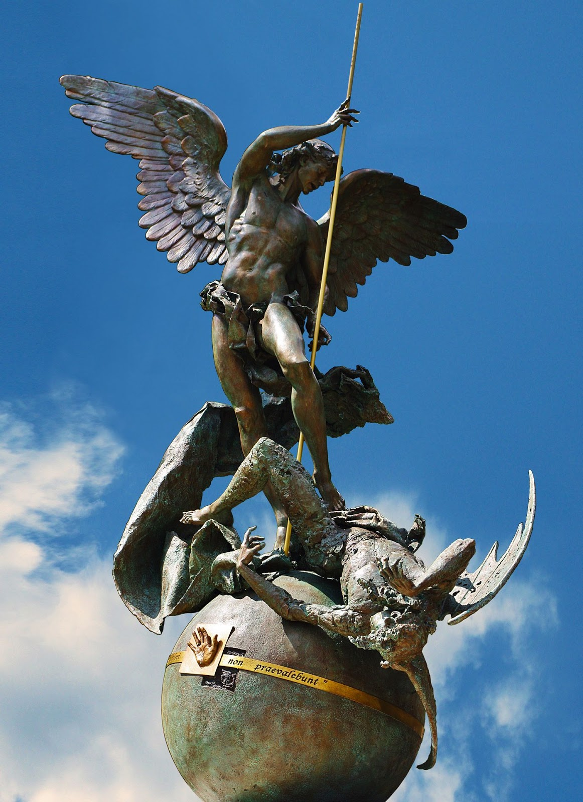 idle speculations consecration of saint michael