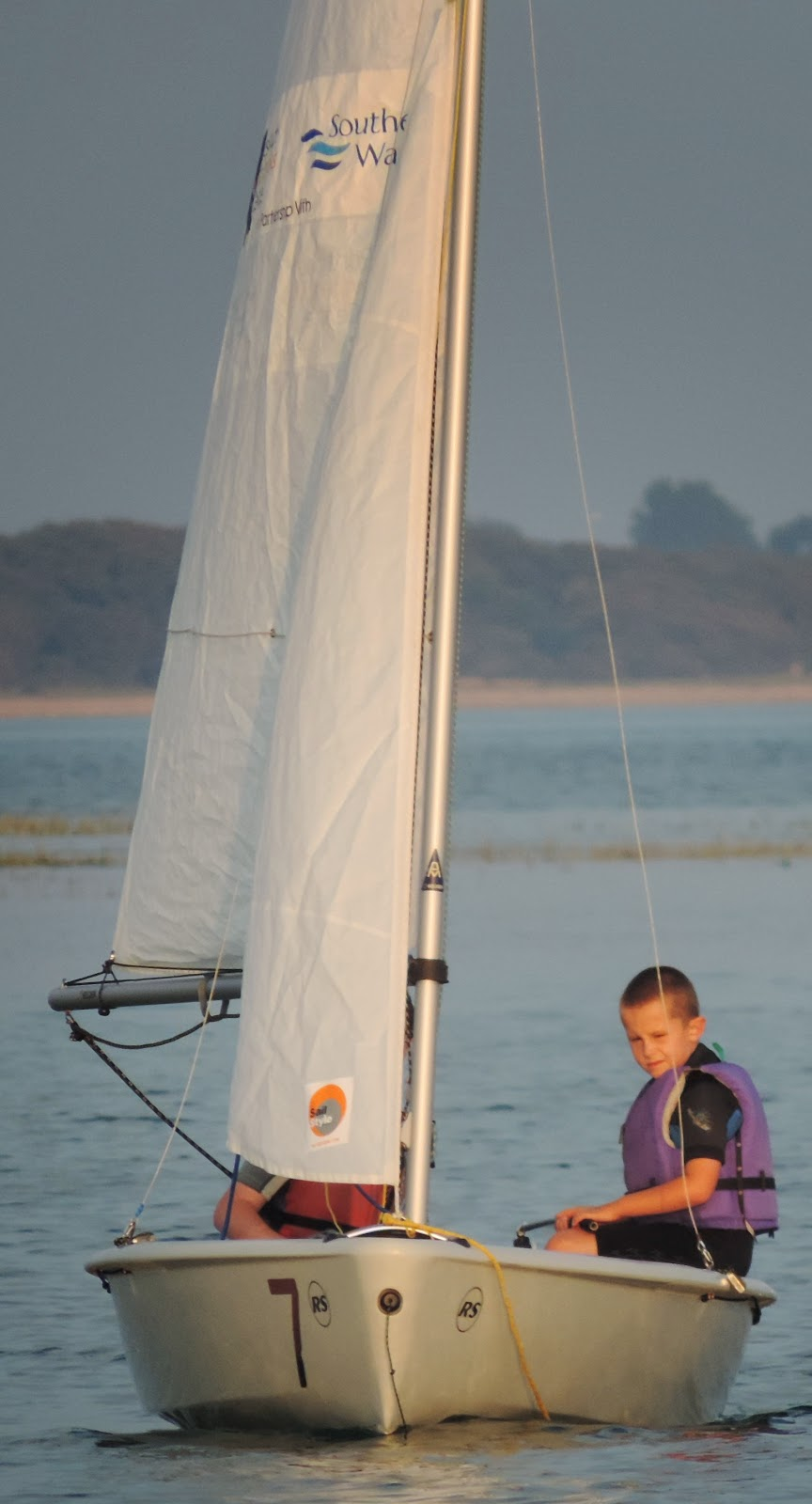 langstone harbour portsmouth watersports centre