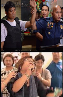 Ronnie Dayan, Leila de Lima, driver lover, drugs
