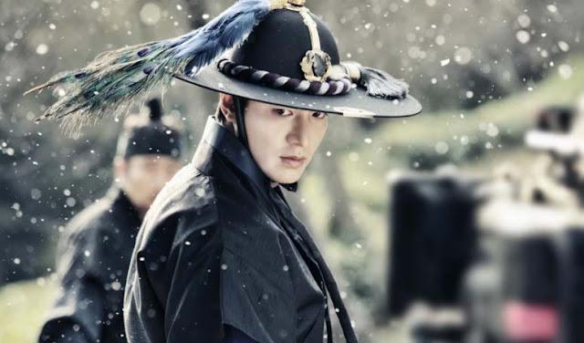 di 'The Legend of the Blue Sea' Lee Min Ho Tampilkan Aksi Menantang Era Joseon