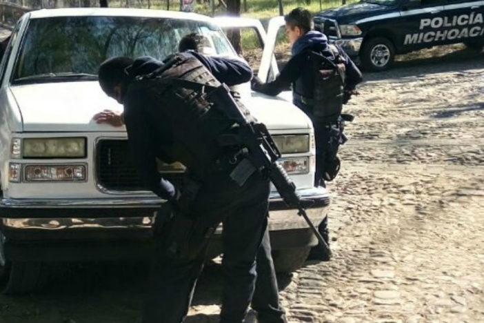 Dejan seis cabezas humanas en Jiquilpan, Michoacán
