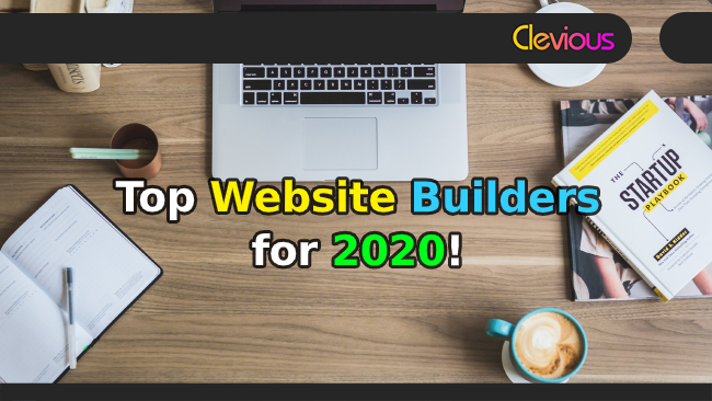 Top 9 Website Builders for 2020! - Clevious