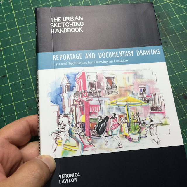 THE URBAN SKETCHING HANDBOOK: REPORTAGE AND DOCUMENTARY DRAWING