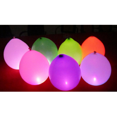 Balon LED / Balon Lampu