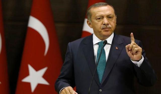 Telak! Begini Cara Erdogan 'Hantam' Amerika dan Israel