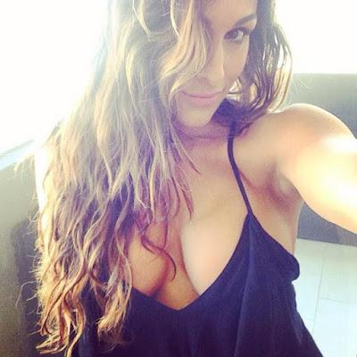 Nikki Bella Nude - Hot Photos