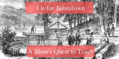 Building Jamestown