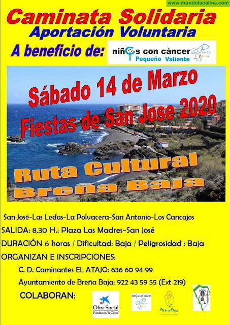 "EL ATAJO: Ruta de ""Actividades Culturales"" de Breña Baja"