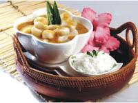 Balinese Rijsttafel: Jaja Batun Bedil resep jajanan khas Bali yang mantap