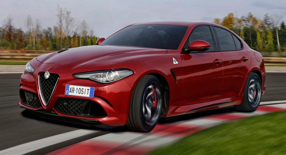 An Italian Firm Has Already Tuned The Giulia Quadrifoglio To 604 HP