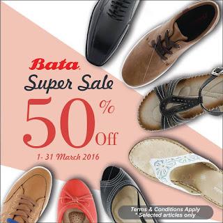 Bata Malaysia Super Sale