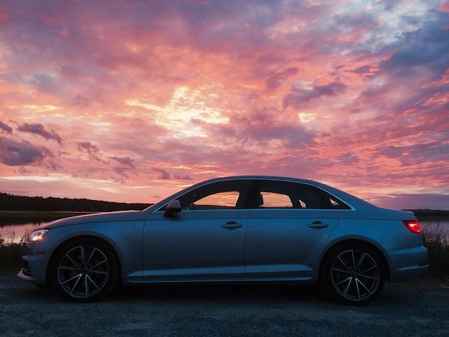 2017 Audi A4 S-Line Technik Quattro