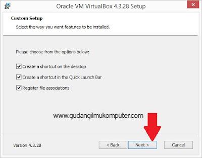 Pengertian Dan Cara Menginstal Oracle VM VirtualBox