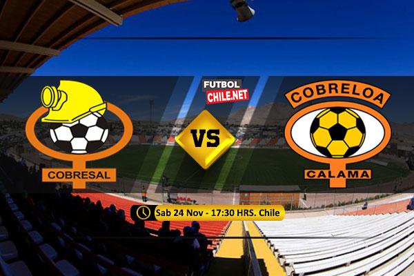 PREVIA: Cobresal vs Cobreloa