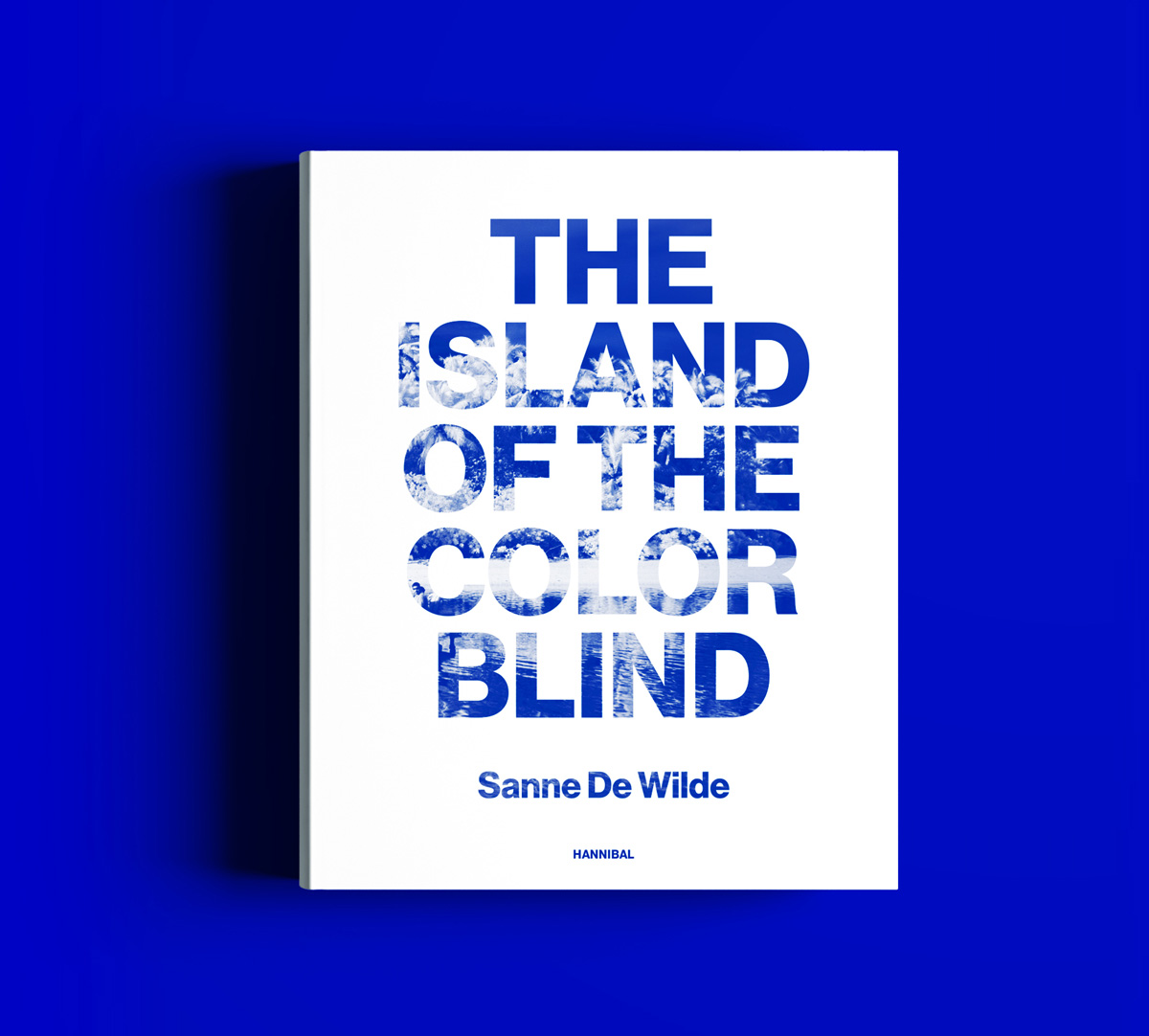 Good design makes me happy: The Island of the Colorblind Book Design ...