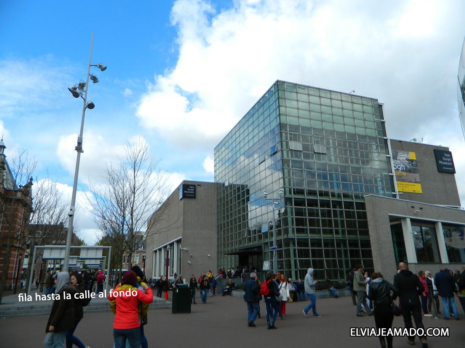 Museo Van Gogh de u00c1msterdam sin filas - Horarios y Precios - El Viaje ...