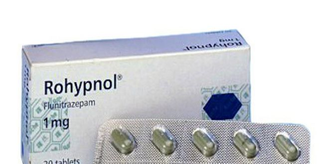rohypnol Rohypnol is a central nervous system depressant its trade name is flunitrazepam a benzodiazepine, rohypnol is chemically similar to valium or xanax.