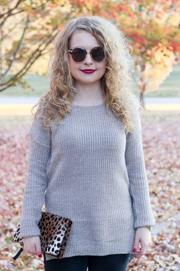 Nordstrom Sweater, BP, Lawyer Lookbook