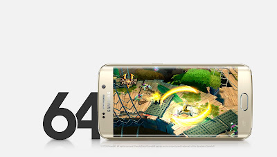dien thoai Samsung S6 Edge Plus My cu