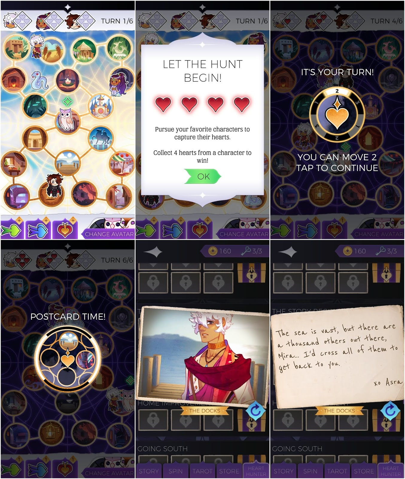 The Arcana - O jogo que tem um tarô pra você e os