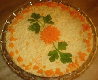 Salata de telina de casa reteta,