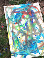 It's spring! That means it's time to teach outside to keep your students engaged in learning until the last day of school. Click through to see great ideas to use with your Kindergarten, 1st, 2nd, 3rd, 4th, 5th, or 6th grade classroom and homeschool students. You'll find ideas for art, reading, writing, math, science, and even relaxation at this blog post! Click through now for all the details.