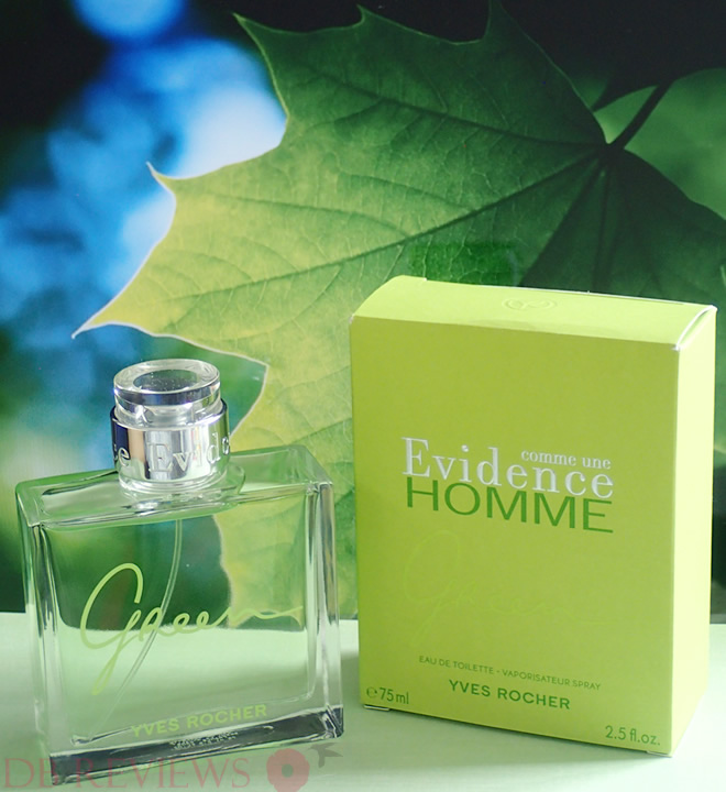 Comme Une Evidence Homme Green EDT
