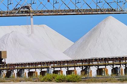 Ironi, Negara Maritim Tapi Malah Impor 75.000 ton Garam dari Australia