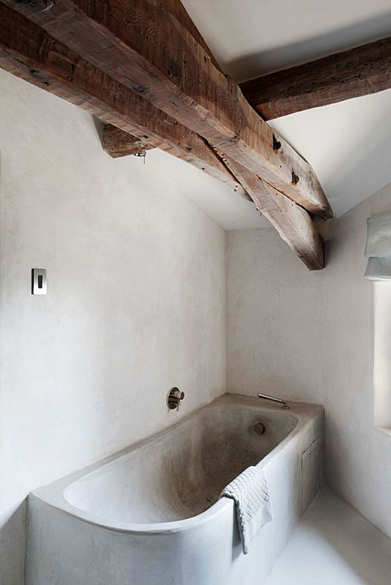 Contemporary rustic minimalism |Image via Walhalla