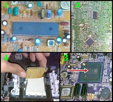 Beragam Bentuk dan Jenis Integrated Circuit (IC)
