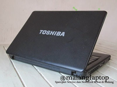 Jual Laptop Toshiba L510 Core 2 Duo