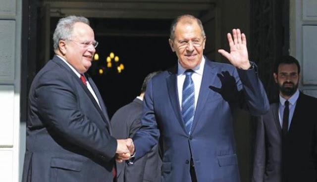 Ο Λαβρόφ κλείνει (ξαφνικά) το μάτι στην Αθήνα!