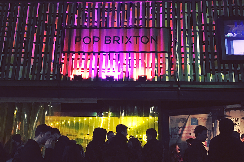 pop brixton manger a Londres plaisir papilles