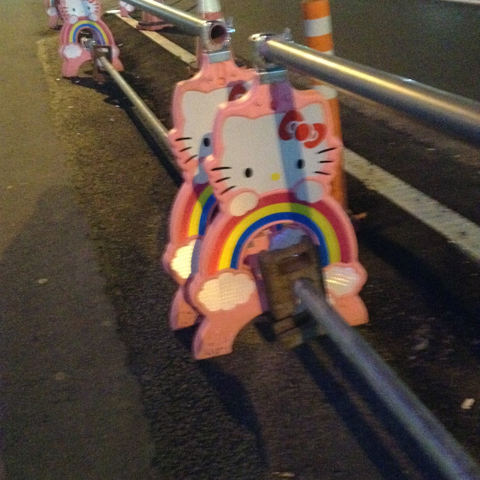 Hello Kitty Roadworks Kawaii Japan