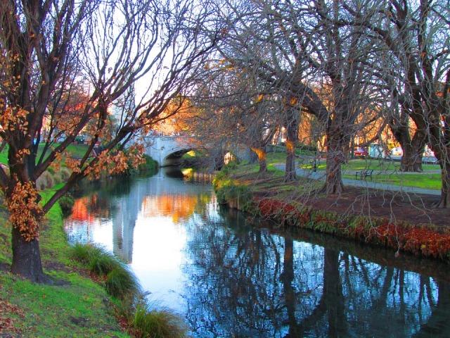 Christchurch, Selandia Baru