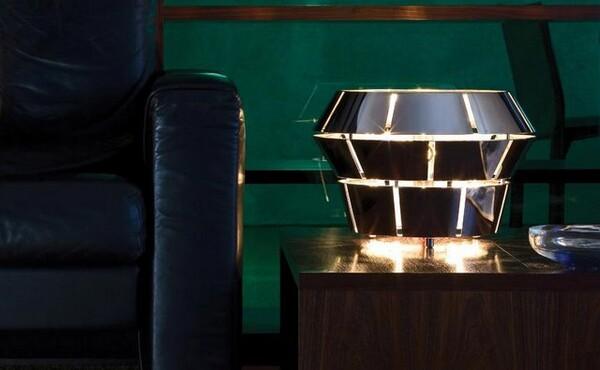 Luxury lamp design