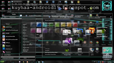 TEMA WINDOWS 7 FULL GLASS SPECIAL
