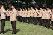 Jokowi Lantik Buwas Jadi Ketua Kwarnas Pramuka