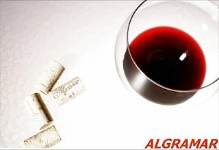 AlGraMar copa de Vino