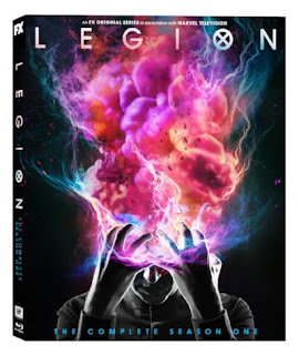 FOX Legion Season One Blu-ray