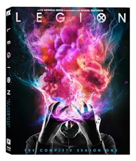 FOX Legion Season One Blu-ray