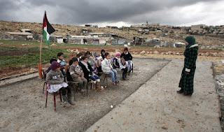 Israel's Demolishing of West Bank Schools May Amount to Int'l Crime