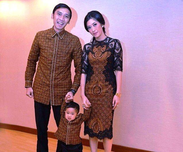 Model Seragam Batik Modern dan Modis untuk Pesta Pernikahan