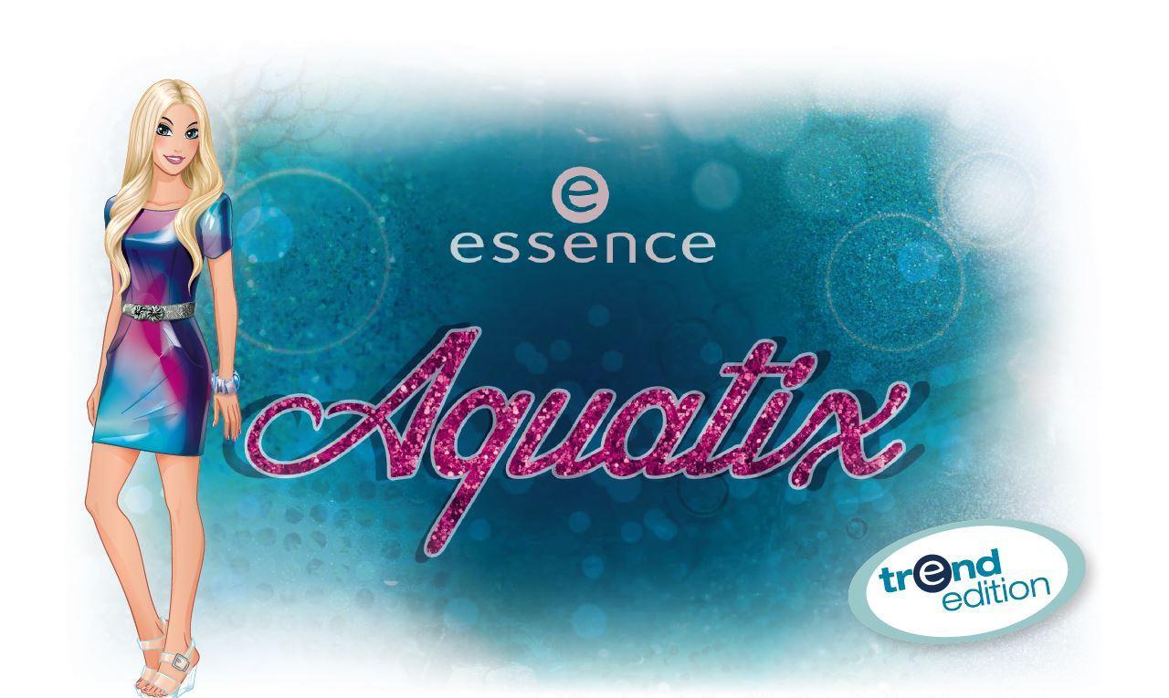 """essence trend edition """"aquatix"""" Cover"""