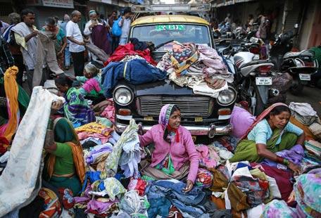 Mumbai used clothe dealers