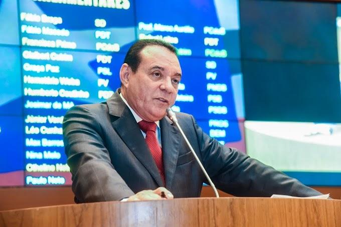 Raimundo Cutrim defende mudanças na legislação que disciplina o Fundo Partidário