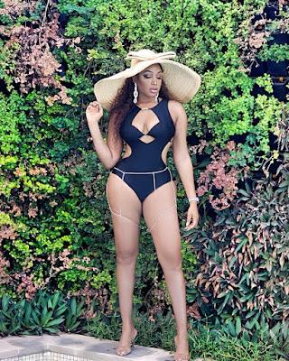 Dabota Lawson BBL bikini bod