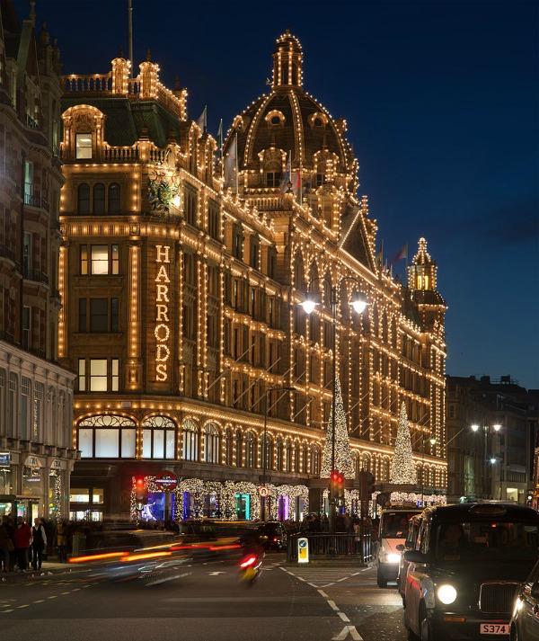 Moda clássica e moda descolada em Londres