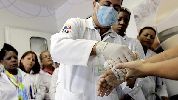 Edital abre 449 vagas do Mais Médicos para o Maranhão