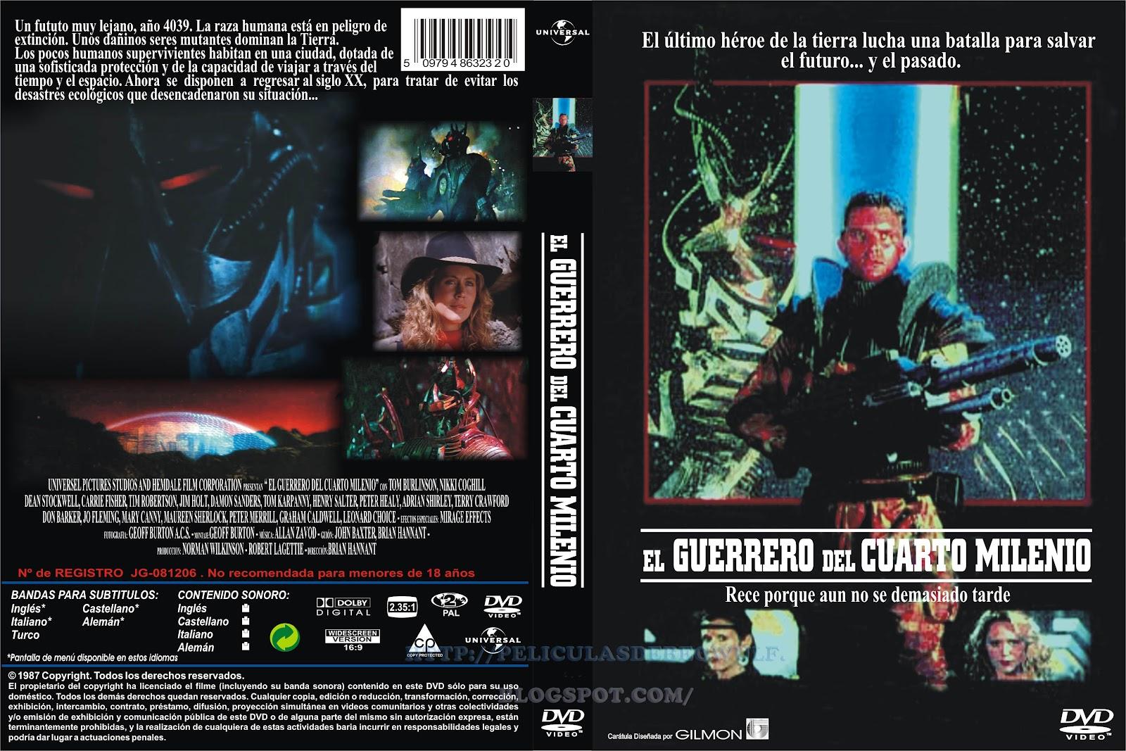 EL GUERRERO DEL CUARTO MILENIO (1987) ~ LAS PELICULAS DE BEOWULF ...